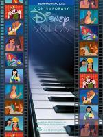 Contemporary Disney Solos Songbook PDF