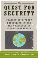 The Quest for Security PDF