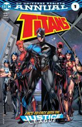 Titans Annual (2017-) #1