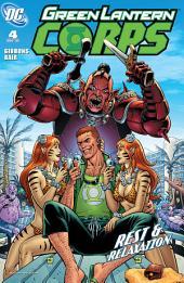 Green Lantern Corps (2006-) #4