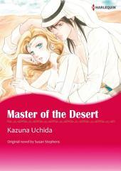 MASTER OF THE DESERT: Harlequin Comics