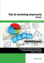 UF2392 - Plan de marketing empresarial