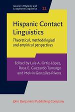 Hispanic Contact Linguistics