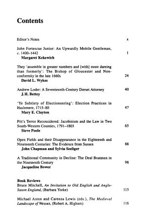 Southern History PDF