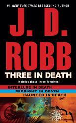 Three In Death Book PDF