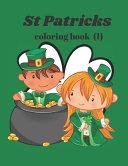 St Patricks Coloring Book (1)