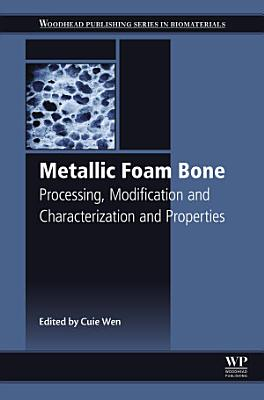 Metallic Foam Bone PDF