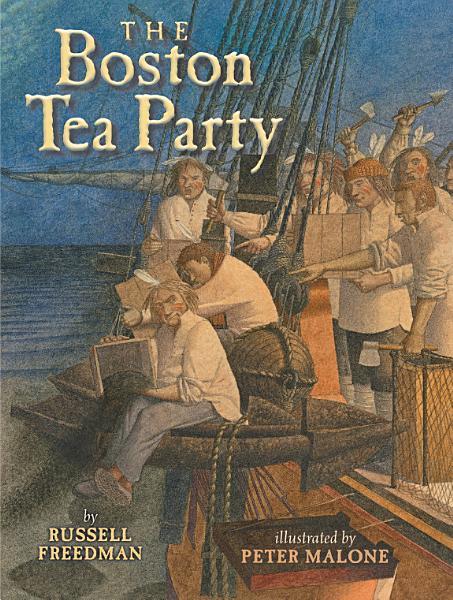 Download The Boston Tea Party Book