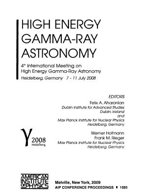 High Energy Gamma-Ray Astronomy