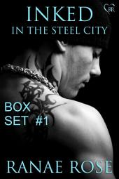 Inked in the Steel City Series Box Set #1: Books 1-3