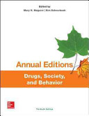 Annual Editions  Drugs  Society  and Behavior  30 e