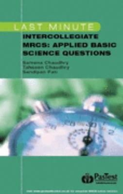 Basic Science For The Mrcs 2