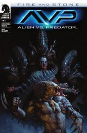 Alien vs. Predator: Fire and Stone #1