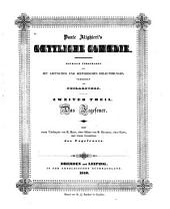 Goettliche comoedie: Band 2