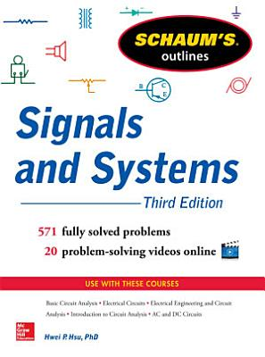 Schaum   s Outline of Signals and Systems 3ed  PDF