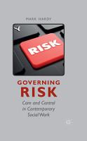 Governing Risk PDF