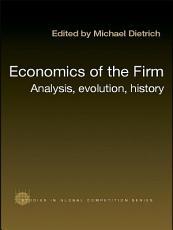 Economics of the Firm