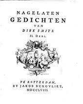 Nagelaten gedichten van Dirk Smits: Volume 2