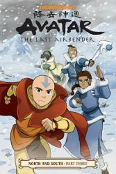 Avatar The Last Airbender North And South Part Three Book PDF