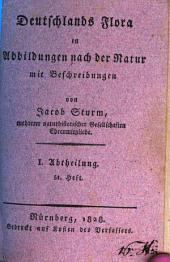 Deutschlands Flora: in Abbildungen nach der Natur mit Beschreibungen. ¬Abt. ¬I., Phanerogamen ; H. 51, Band 1,Ausgabe 51