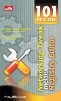 101 Tip   Trik Networking Tweak melalui Registry Editor PDF