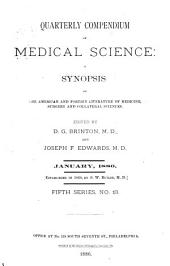 Half-yearly Compendium of Medical Science: Volumes 43-46