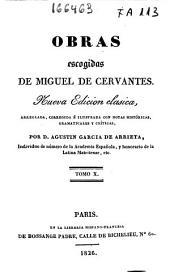 Obras escogidas de Miguel de Cervantes: Teatro