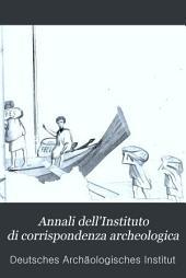 Annali dell'Instituto di corrispondenza archeologica: Volume 38