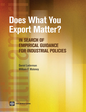 Does What You Export Matter