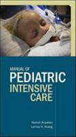 Manual of Pediatric Intensive Care PDF