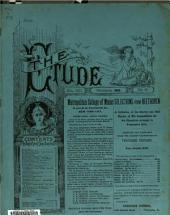 Etude: Volume 13, Issue 10