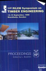 Pro 8 1st International Rilem Symposium On Timber Engineering Book PDF