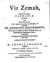 Vir Zemah