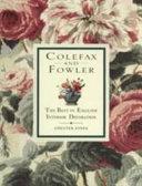 Colefax   Fowler