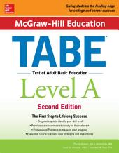 McGraw-Hill Education TABE Level A, Second Edition: Edition 2