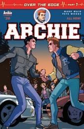 Archie (2015-) #20: Over the Edge Part 1