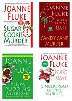Joanne Fluke Christmas Bundle  Sugar Cookie Murder  Candy Cane Murder  Plum Pudding Murder    Gingerbread Cookie Murder PDF