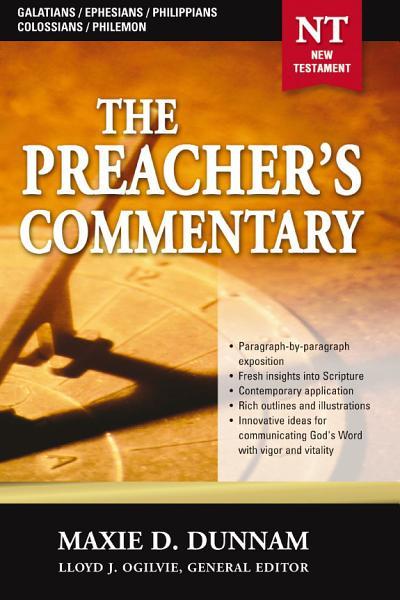 Download Galatians   Ephesians   Philippians   Colossians   Philemon Book
