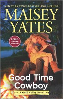 Good Time Cowboy Book