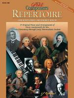Meet the Great Composers: Repertoire, Book 1