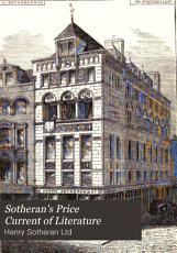 Sotheran s Price Current of Literature PDF