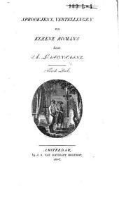 Sprookjens, vertellingen en kleene romans: Volume 2