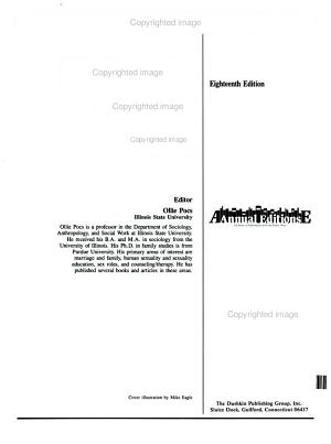 Marriage and family 92 93 PDF