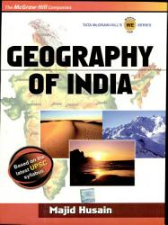 Geography Of India For Civil Ser Exam Book PDF