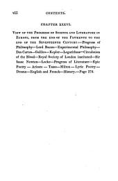 Universal History, from the Creation of the World to the Beginning of the Eighteenth Century: Volume 6