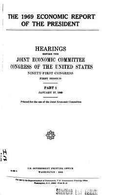Economic Report of the President PDF