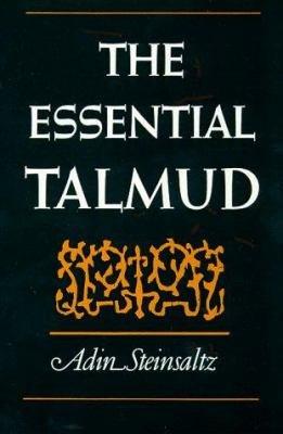 The Essential Talmud