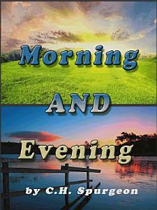 Morning   Evening Book