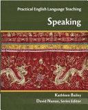 Practical English Language Teaching PELT Speaking