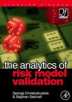 The Analytics of Risk Model Validation PDF